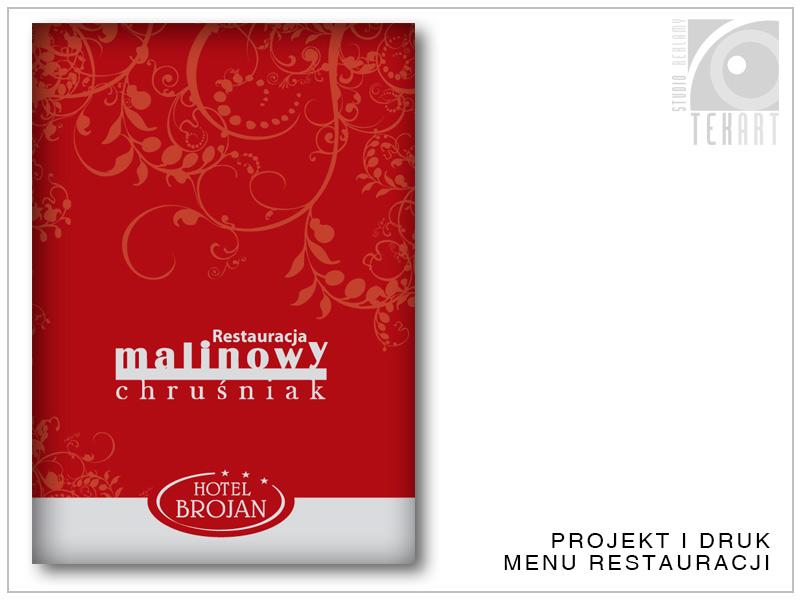 TEKART  Studio Reklamy  Zajmij się biznesem my zajmiemy   -> Projekt Kuchnia Koszalin Menu